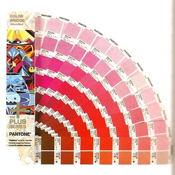 GUIA <b>CUATRICROMIA - COLOR BRIDGE -</b> 'PANTONE'