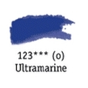 TUBO 8ml. ACUARELA 'AQUAFINE 123' ULTRAMARINE