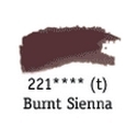 TUBO 8ml. ACUARELA 'AQUAFINE 221' BURNT SIENNA