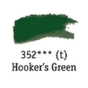 TUBO 8ml. ACUARELA 'AQUAFINE 352' HOOKERS GREEN