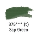 TUBO 8ml. ACUARELA 'AQUAFINE 375' SAP GREEN