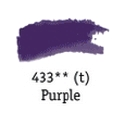 MEDIO GODET ACUARELA 'AQUAFINE 433' PURPLE