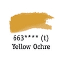 TUBO 8ml. ACUARELA 'AQUAFINE 663' YELLOW OCRE