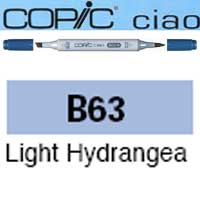 ROTULADOR <b>COPIC CIAO 'B63' LIGHT HYDRANGEA</b>