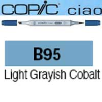 ROTULADOR <b>COPIC CIAO 'B95' LIGHT GRAYISH COBALT</b>