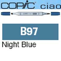 ROTULADOR <b>COPIC CIAO 'B97' NIGHT BLUE</b>
