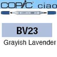 ROTULADOR <b>COPIC CIAO 'BV23' GRAYISH LAVENDER</b>