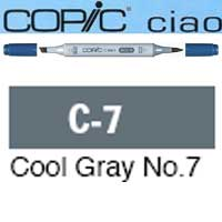 ROTULADOR <b>COPIC CIAO 'C7' COOL GRAY</b>