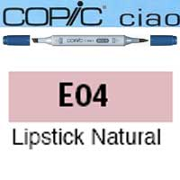 ROTULADOR <b>COPIC CIAO 'E04' LIPSTICK NATURAL</b>