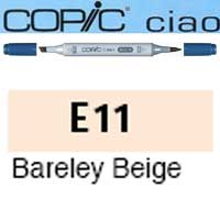 ROTULADOR <b>COPIC CIAO 'E11' BARELEY BEIGE</b>