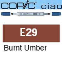 ROTULADOR <b>COPIC CIAO 'E29' BURNT UMBER</b>