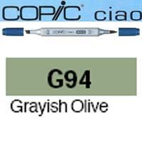 ROTULADOR <b>COPIC CIAO 'G94' GRAYISH OLIVE</b>