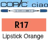 ROTULADOR <b>COPIC CIAO 'R17' LIPSTICK ORANGE</b>