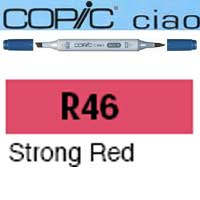 ROTULADOR <b>COPIC CIAO 'R46' STRONG RED</b>