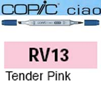 ROTULADOR <b>COPIC CIAO 'RV13' TENDER PINK</b>