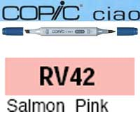 ROTULADOR <b>COPIC CIAO 'RV42' SALMON PINK</b>