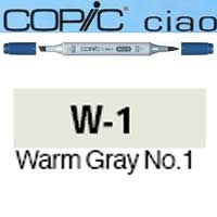 ROTULADOR <b>COPIC CIAO 'W1' WARM GRAY</b>