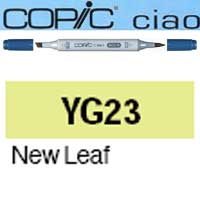 ROTULADOR <b>COPIC CIAO 'YG23' NEW LEAF</b>