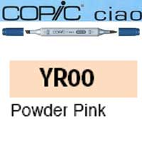 ROTULADOR <b>COPIC CIAO 'YR00' POWDER PINK</b>