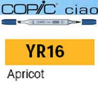 ROTULADOR <b>COPIC CIAO 'YR16' APRICOT</b>
