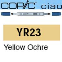 ROTULADOR <b>COPIC CIAO 'YR23' YELLOW OCHRE</b>
