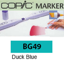 ROTULADOR <b>COPIC MARKER 'BG99' FLAGSTONE BLUE</b>