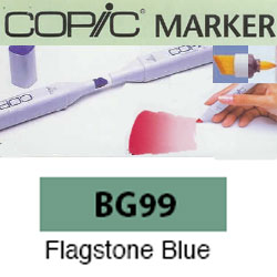 ROTULADOR <b>COPIC MARKER 'BG49' DUCK BLUE</b>