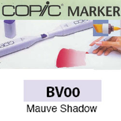 ROTULADOR <b>COPIC MARKER 'BV00' MAUVE SHADOW</b>