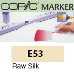 ROTULADOR <b>COPIC MARKER 'E53' RAW SILK</b>
