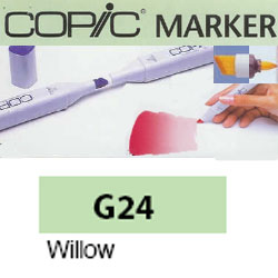 ROTULADOR <b>COPIC MARKER 'G24' WILLOW</b>