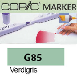 ROTULADOR <b>COPIC MARKER 'G85' VERDIGRIS</b>