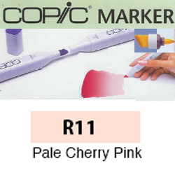 ROTULADOR <b>COPIC MARKER 'R11' PALE CHERRY PINK</b>