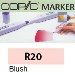 ROTULADOR <b>COPIC MARKER 'R20' BLUSH</b>