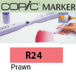 ROTULADOR <b>COPIC MARKER 'R24' PRAWN</b>