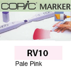 ROTULADOR <b>COPIC MARKER 'RV10' PALE PINK</b>