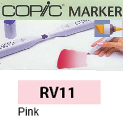 ROTULADOR <b>COPIC MARKER 'RV11' PINK</b>