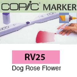 ROTULADOR <b>COPIC MARKER 'RV25' DOG ROSE FLOWER</b>