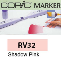 ROTULADOR <b>COPIC MARKER 'RV32' SHADOW PINK</b>