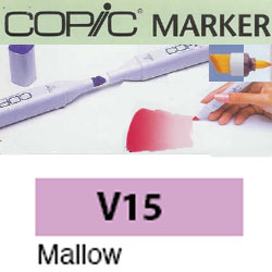 ROTULADOR <b>COPIC MARKER 'V15' MALLOW</b>