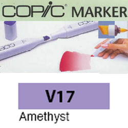ROTULADOR <b>COPIC MARKER 'V17' AMETHYST</b>