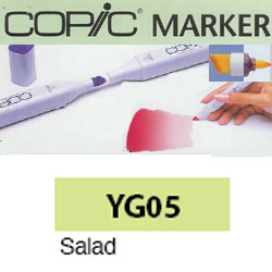 ROTULADOR <b>COPIC MARKER 'YG05' SALAD</b>