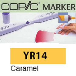 ROTULADOR <b>COPIC MARKER 'YR14' CARAMEL</b>