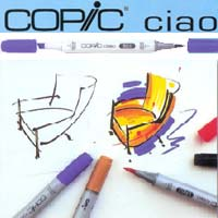 ROTULADOR <b>COPIC CIAO 'B02' ROBIN'S EGG BLUE</b>