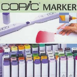 ROTULADOR <b>COPIC MARKER 'BLENDER'</b>