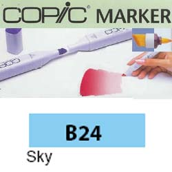ROTULADOR <b>COPIC MARKER 'B24' SKY</b>