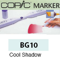 ROTULADOR <b>COPIC MARKER 'BG10' COOL SHADOW</b>