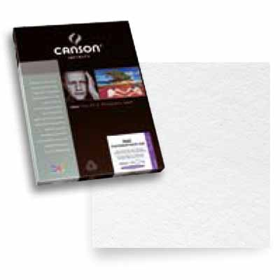 CAJA 25h. RAG PHOTOGRAFIQUE DUO 220gr. A2 DOBLE CARA S/AC. 100% ALG.