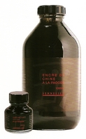 FRASCO TINTA CHINA NEGRA 'SENNELIER' 1.000ml.