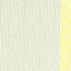 PAPEL DECORACION RAYAS DOBLE CARA VERDE/AMARILLO 70x100